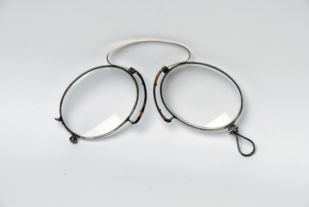 preview image for 'Boston' Folding Eye Glasses, c.1890