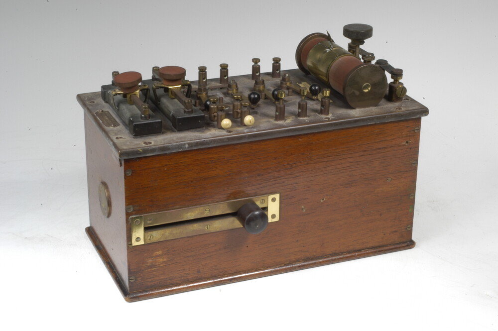 preview image for Marconi Crystal Receiver Type 31, by Marconi Company, London, 1910