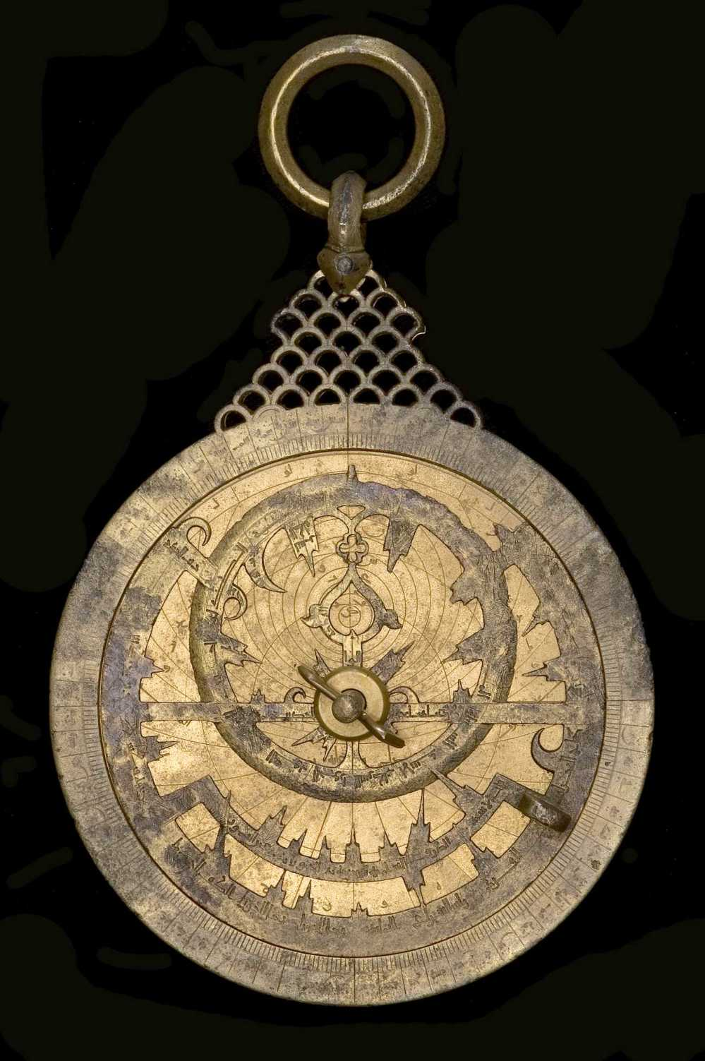 preview image for Astrolabe, by Ahamad and Muhammad the Sons of Ibrahim, Isfahan, 984/5 or 1003/4
