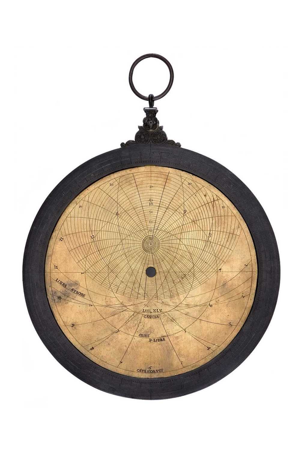 preview image for Astrolabe, by Georg Hartmann, Nuremberg, 1527