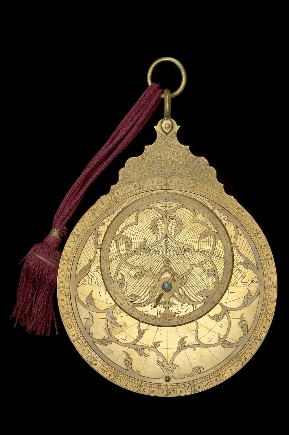 preview image for Astrolabe, by `Adb al-A'imma, Persian, 1712/13