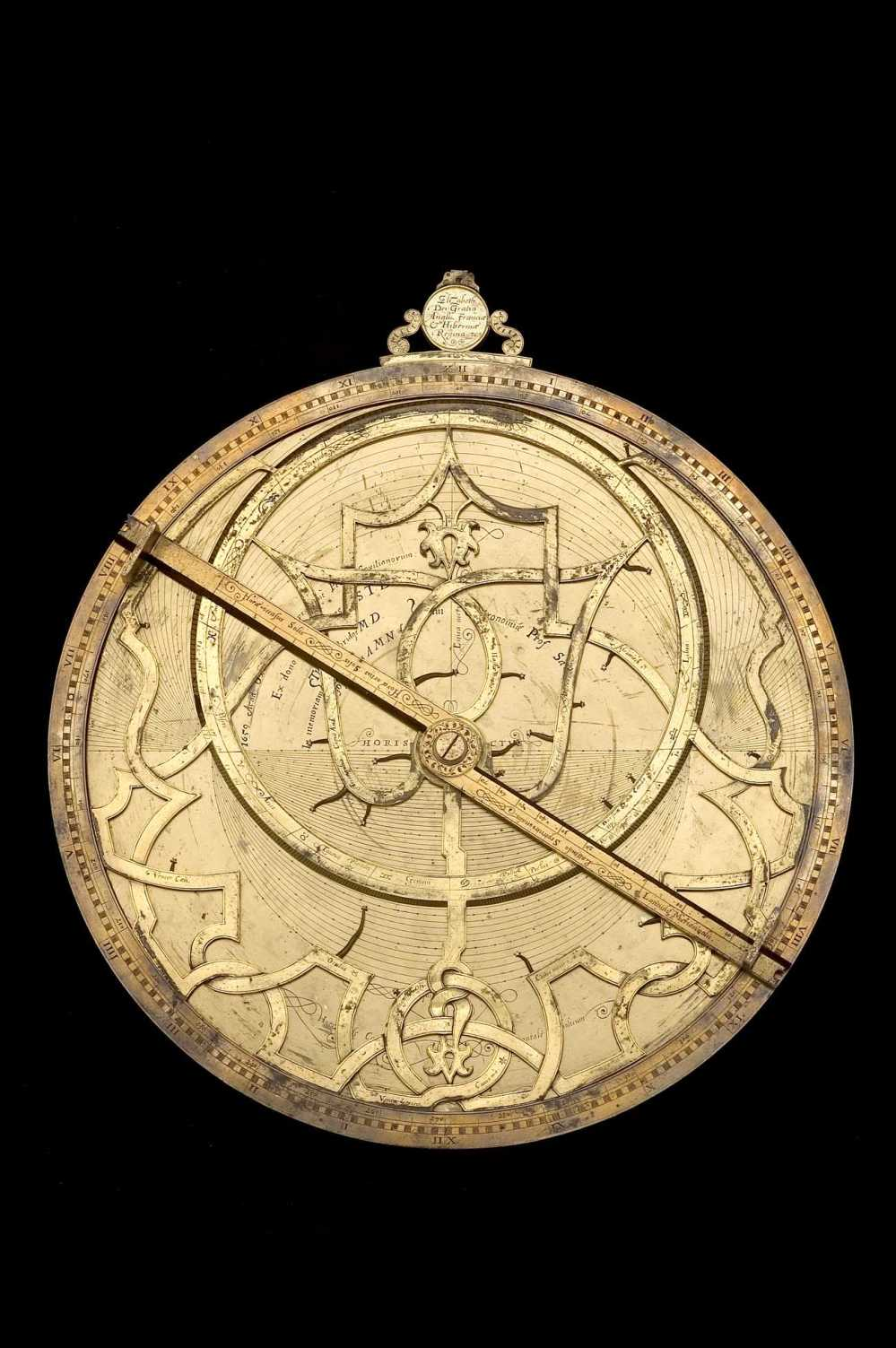 preview image for Astrolabe, by Thomas Gemini for Queen Elizabeth I, London, 1559