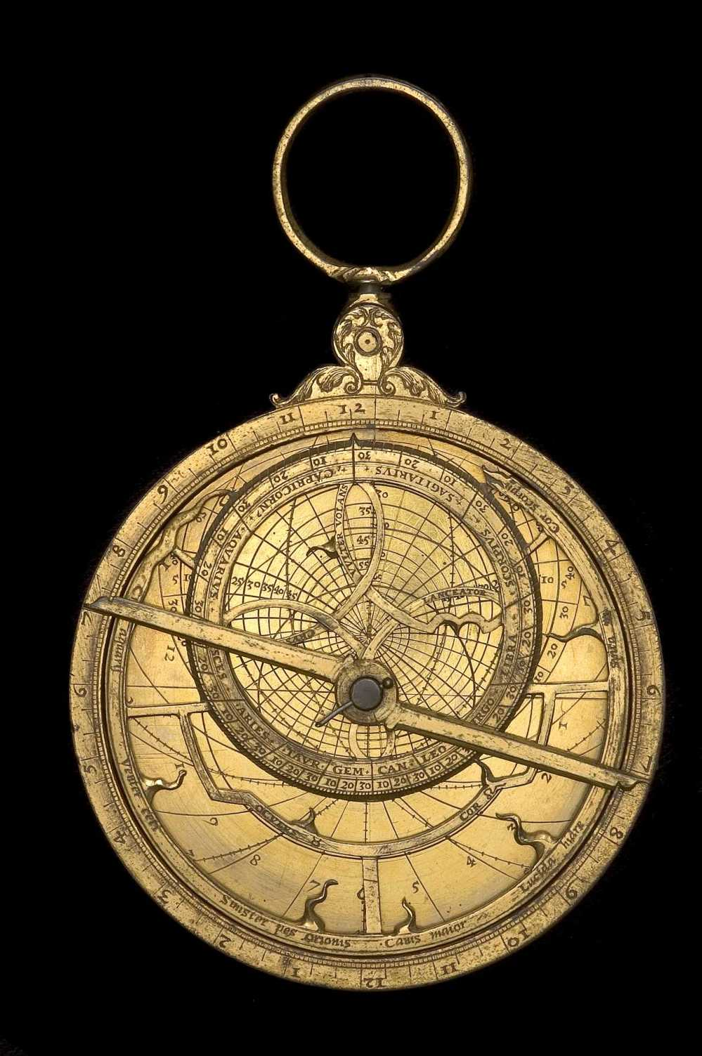 preview image for Astrolabe, partly by Humphrey Cole, London, c. 1590