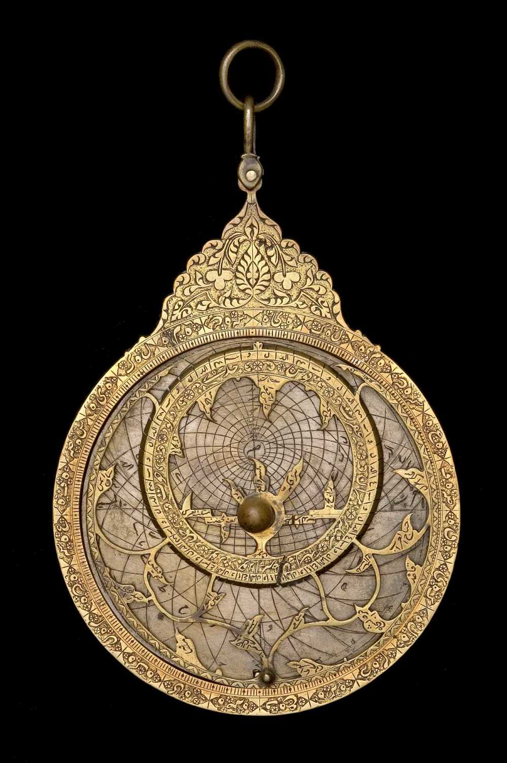 preview image for Astrolabe, by 'Abd al-A'imma, Persian, Early 18th Century