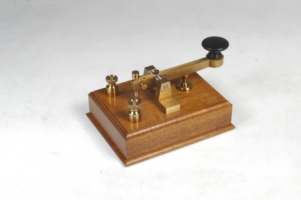 preview image for Replica Morse Key, Late 20th Century