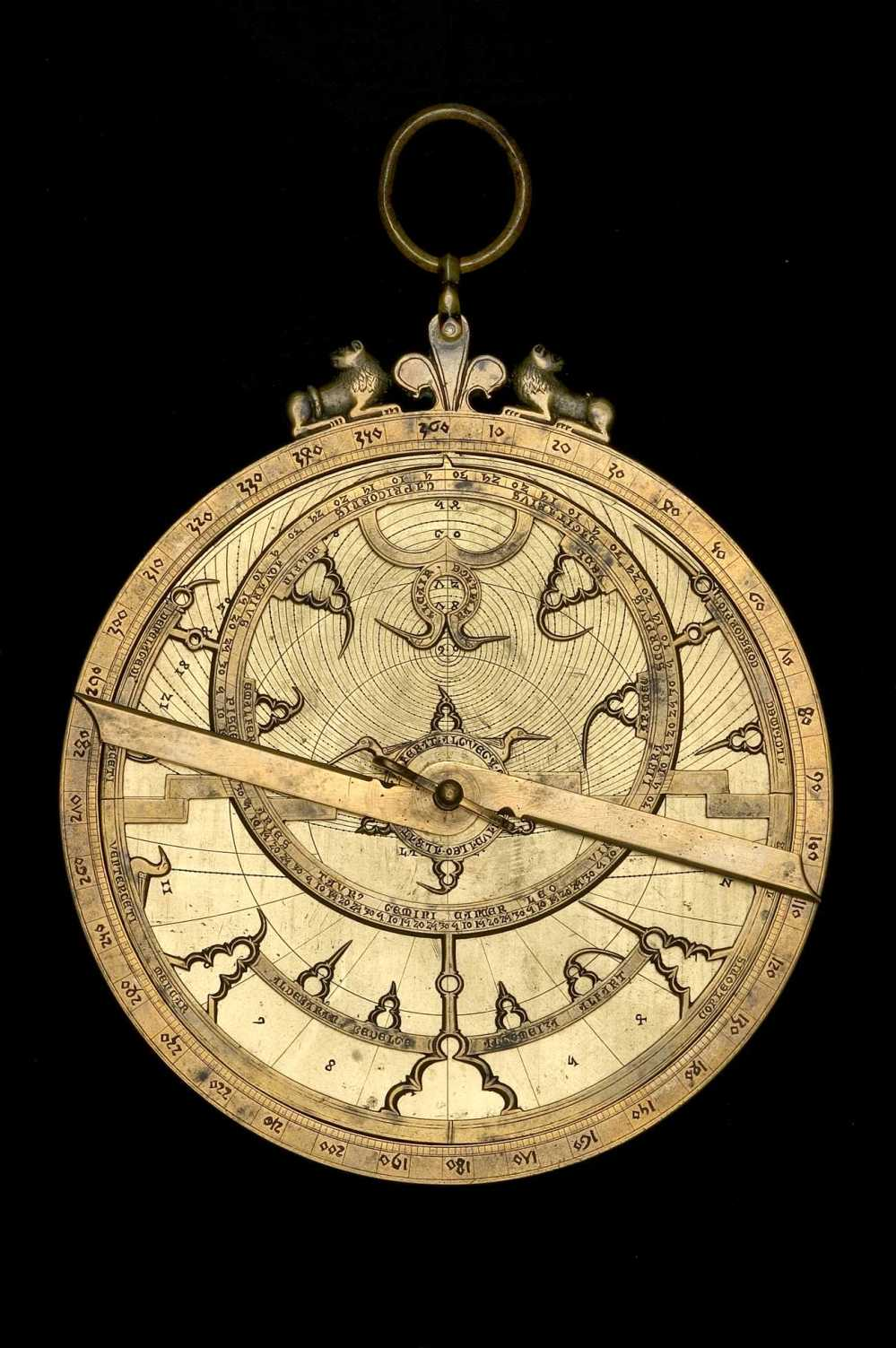 preview image for Hispano-Moorish Astrolabe, Spain?, c. 1300