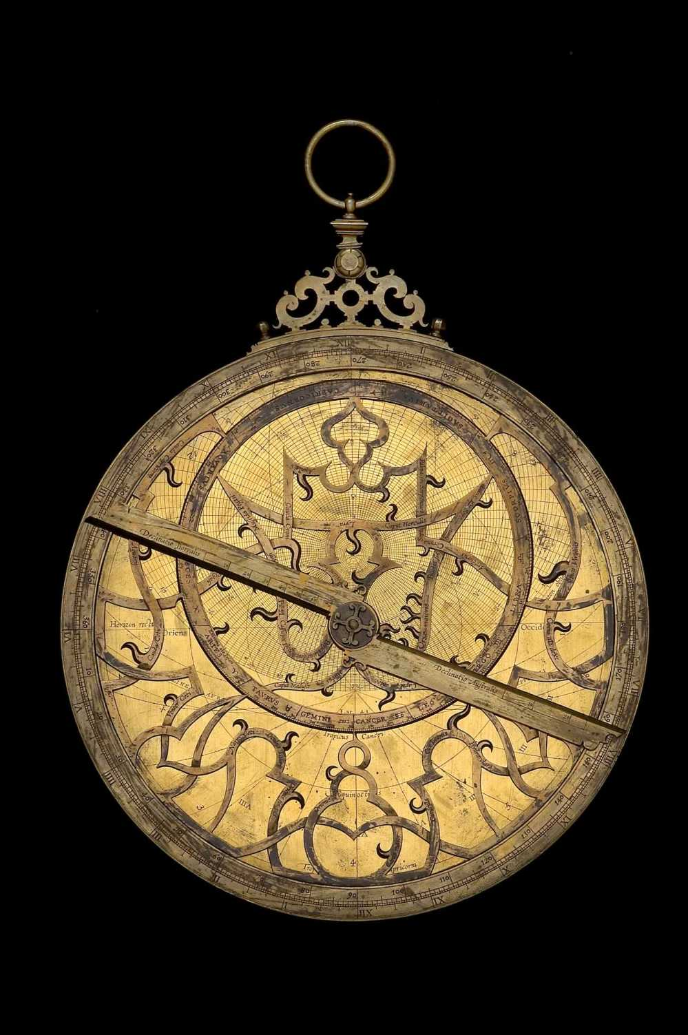 preview image for Astrolabe, Attributed to Ferdinand Arsenius, Flemish, Late 16th Century