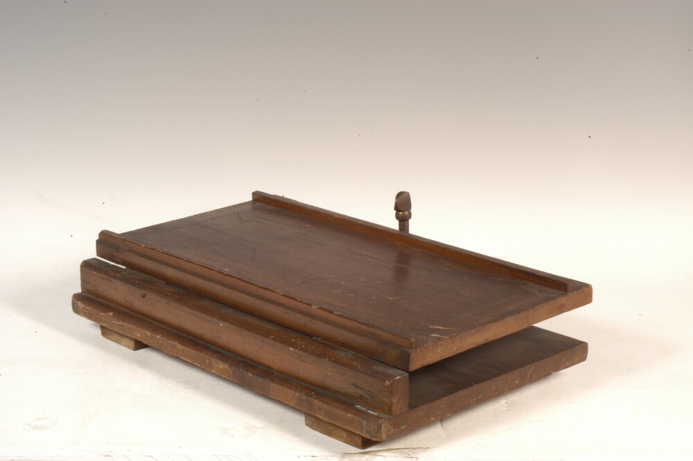 preview image for Tilting Board, by Guglielmo Marconi, English, c. 1899