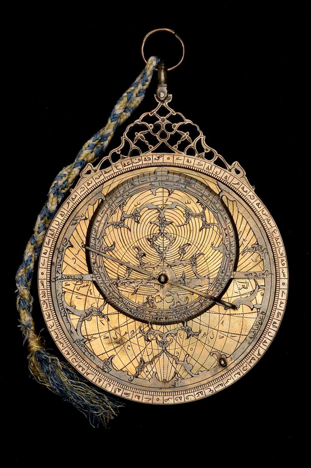 preview image for Astrolabe, by Muhammad Muqim, Lahore, 1641/2