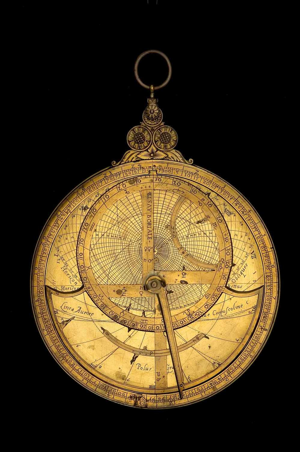 preview image for Astrolabe, German, 1521