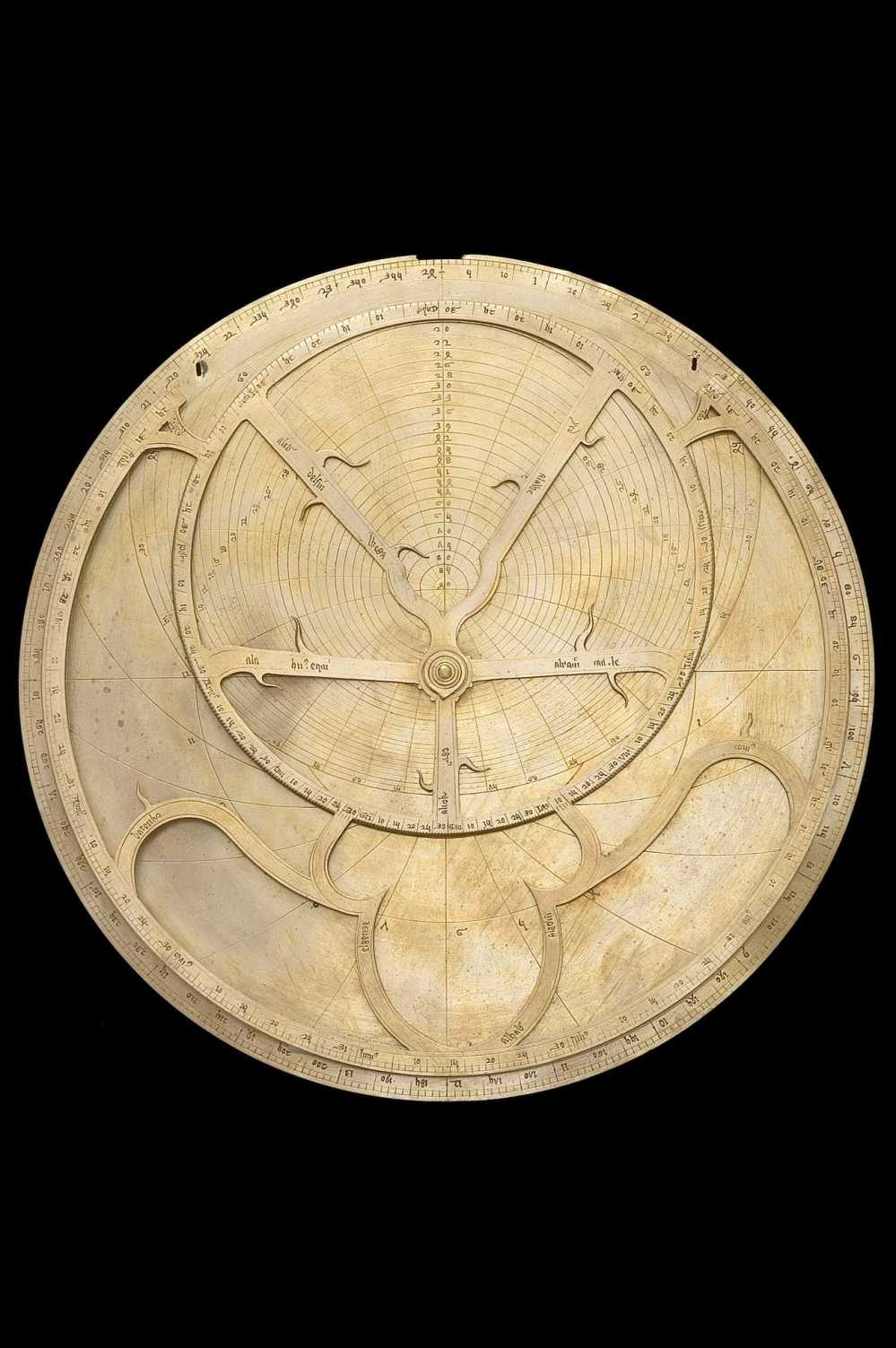 preview image for Gothic Astrolabe, Oxford?, c. 1350