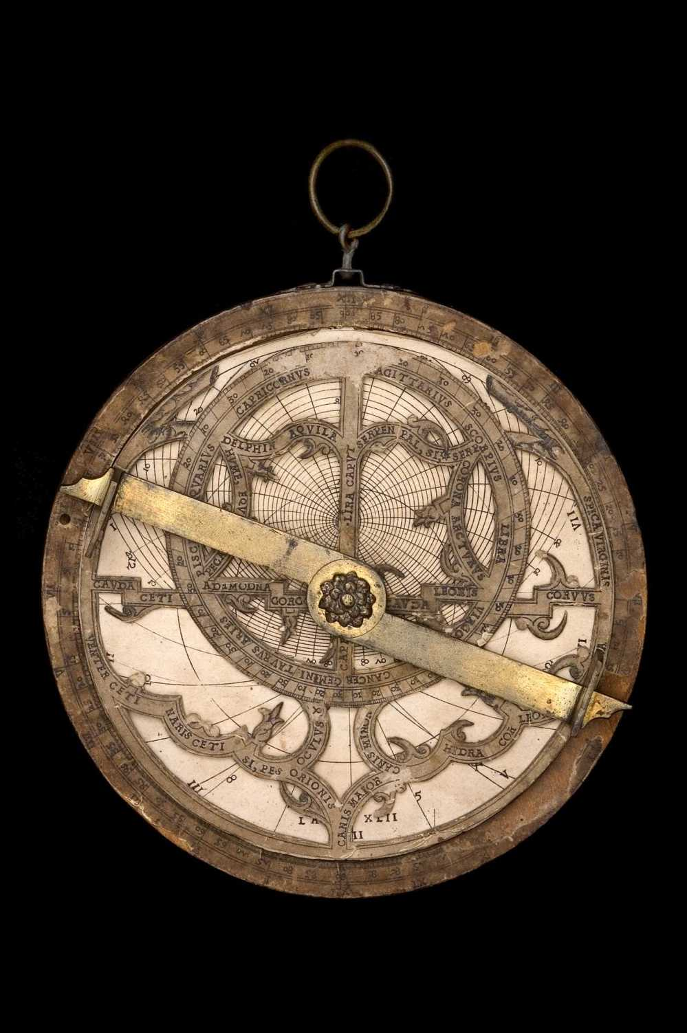 preview image for Paper Astrolabe, by Georg Hartmann, Nuremberg, 1542
