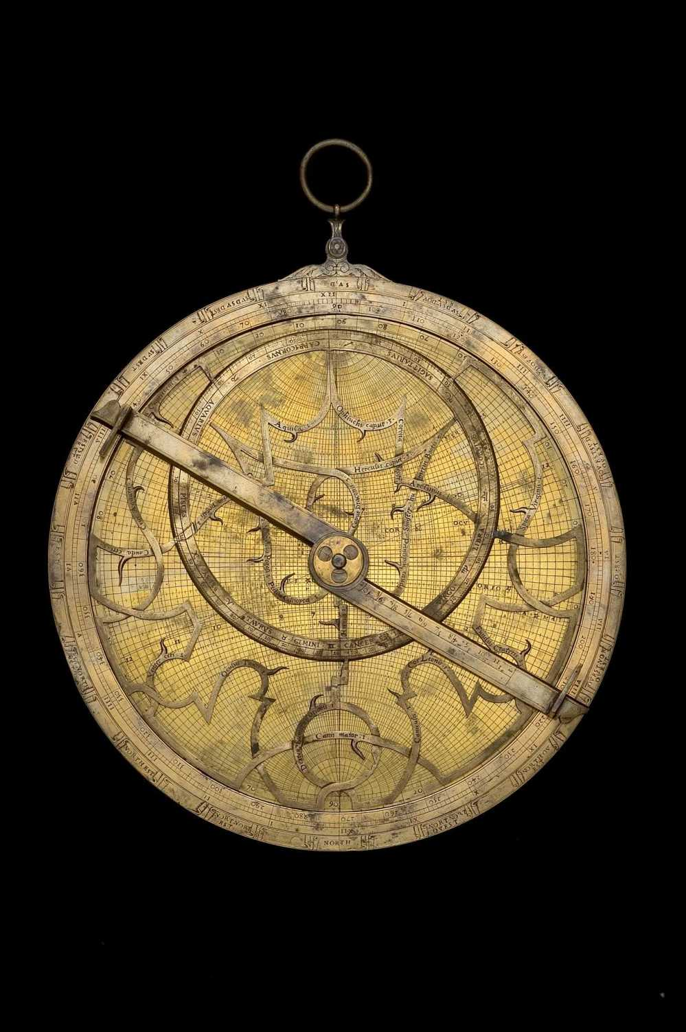 preview image for Astrolabe, French, c. 1570