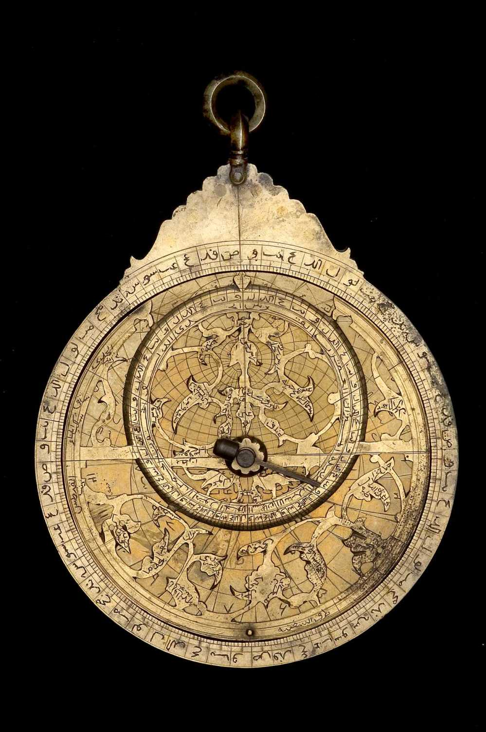 preview image for Astrolabe, by Sayyid 'Abd al-Baqi, Indo-Persian, 1789/90