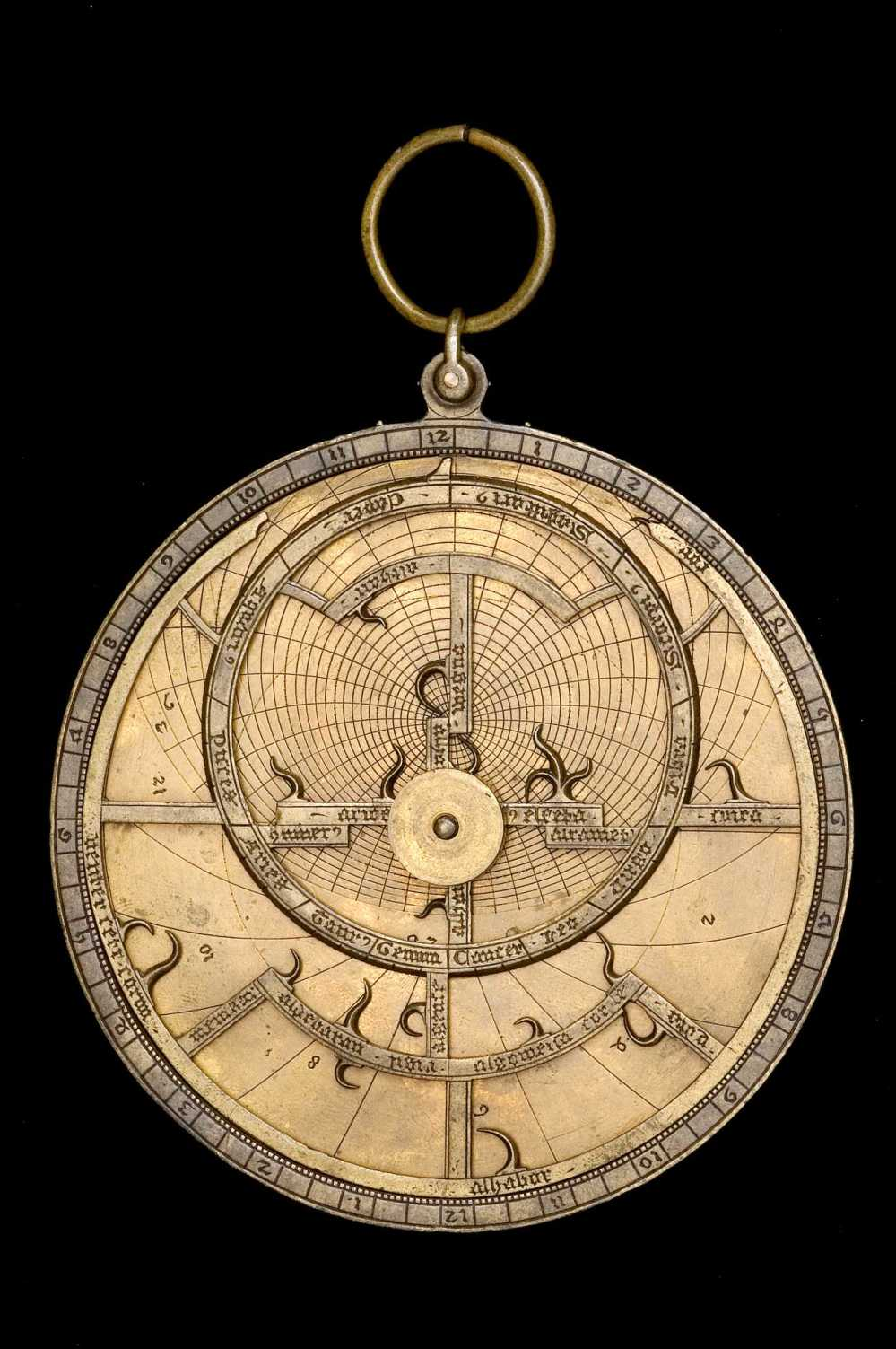 preview image for Astrolabe, Workshop of Jean Fusoris?, French?, c. 1400