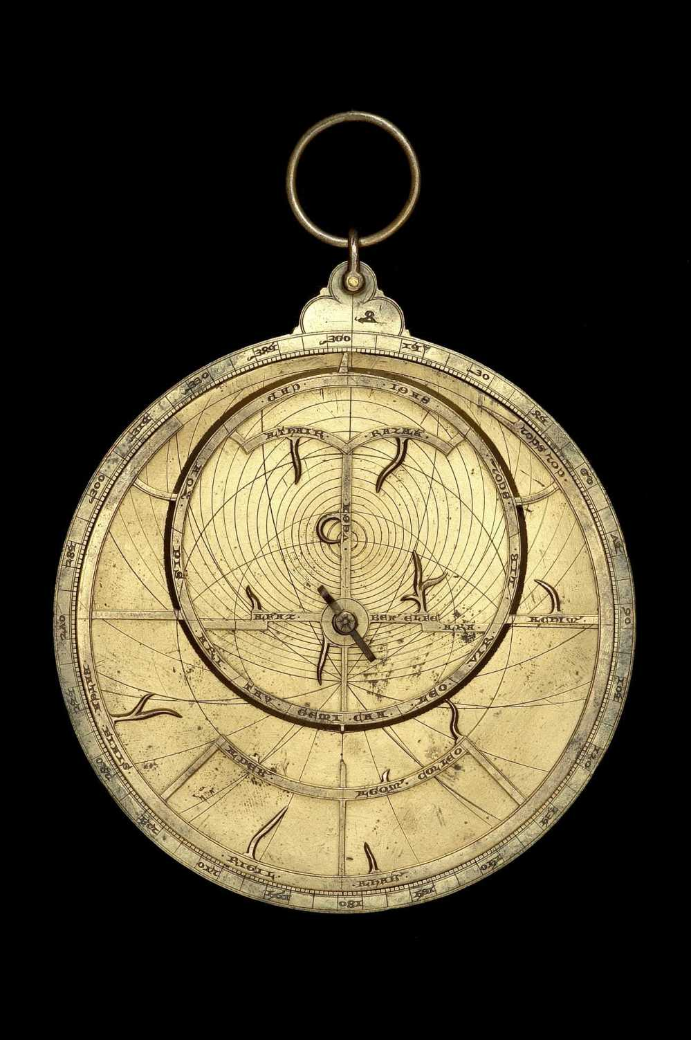 preview image for Late Gothic Astrolabe, French?, c. 1400?