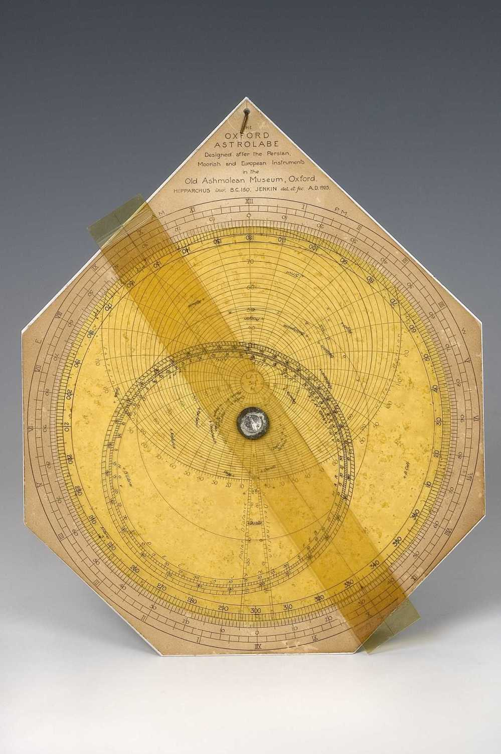 preview image for The Oxford Astrolabe, by W. Watson & Sons, London, 1925
