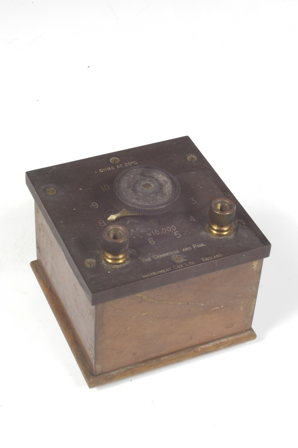 preview image for Small Ohmmeter, by Cambridge & Paul Instrument Company, Cambridge and London, Early 1920s