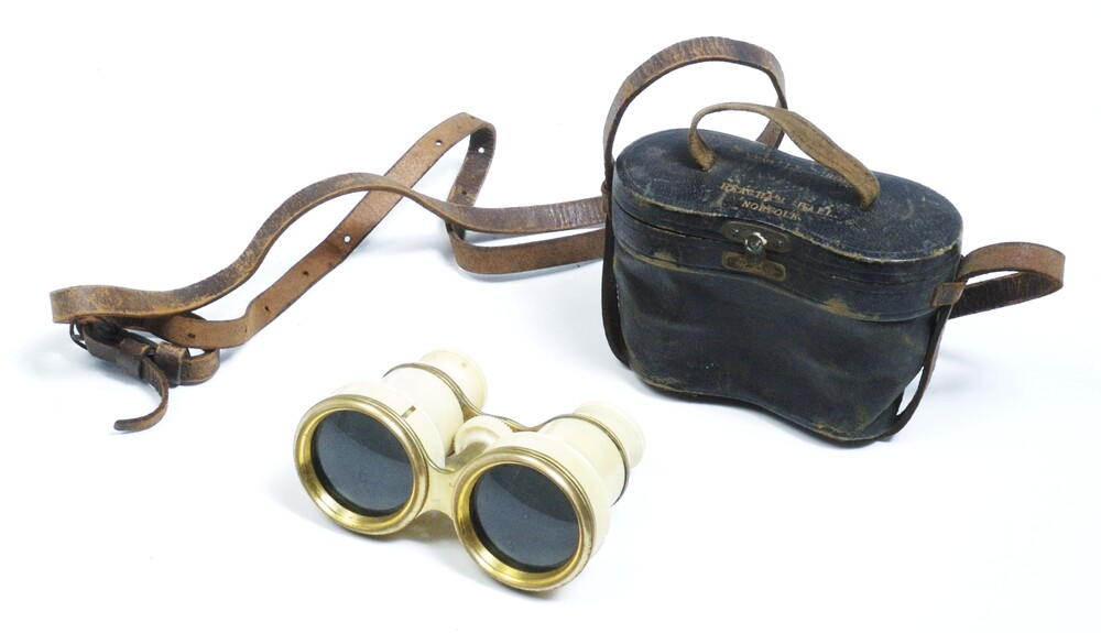 preview image for Hand-Held Refracting Opera Glasses, English, Late 19th Century