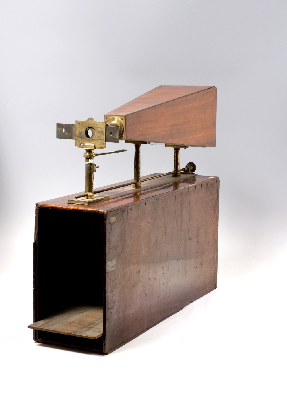 preview image for Lucernal Microscope with Case and Accessories, by W.S. Jones, London