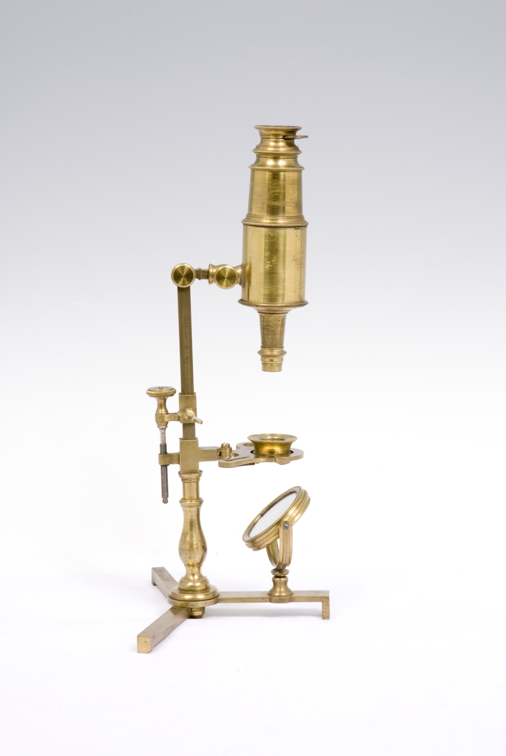preview image for Compound  Microscope, English, c. 1770