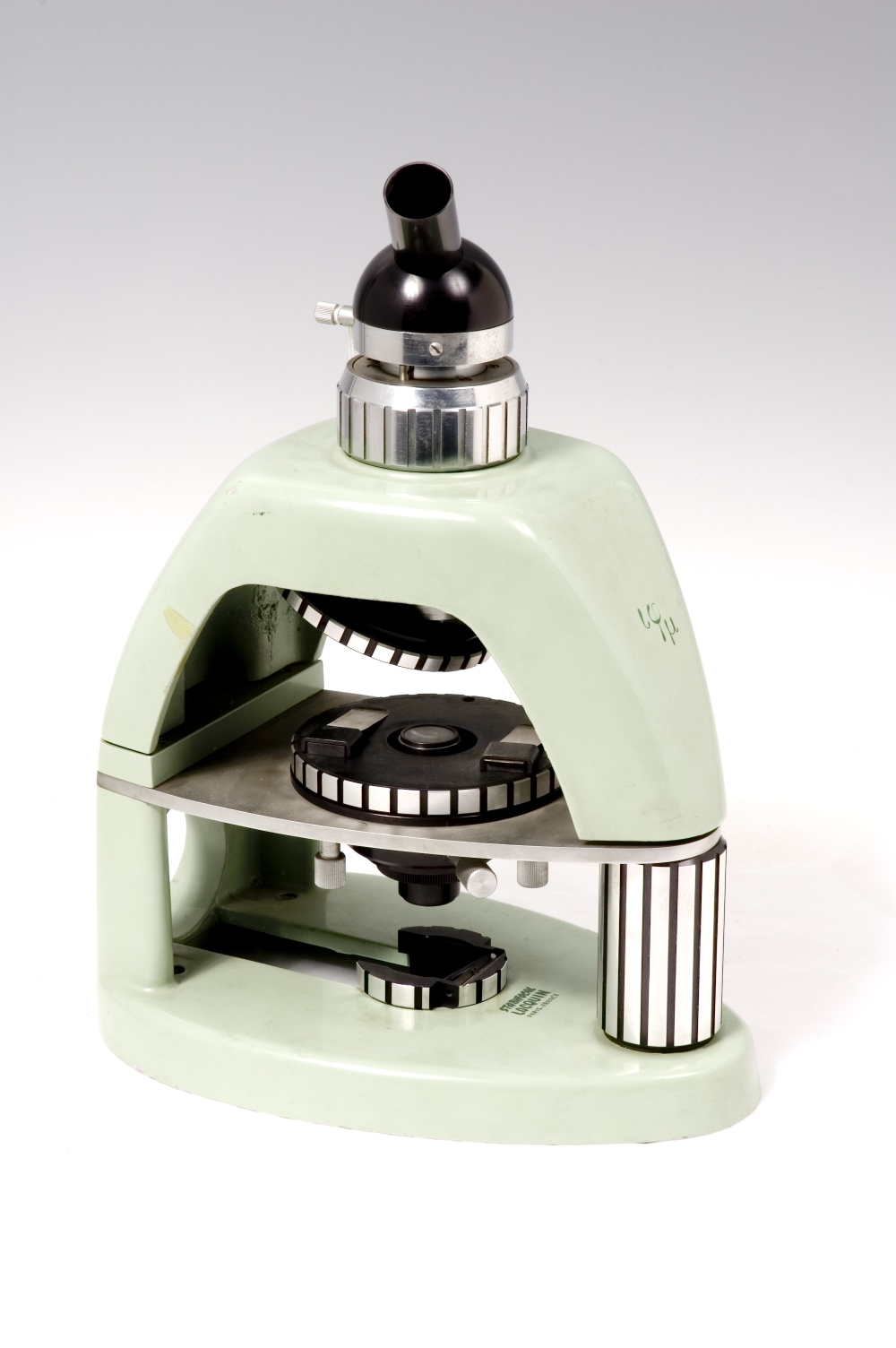 preview image for 'Stabifocal' Compound Microscope, by Marcel Locquin, Paris, c.1960