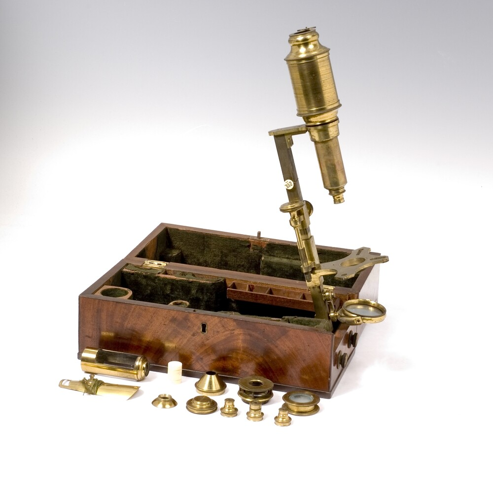 preview image for Chest Microscope with Accessories