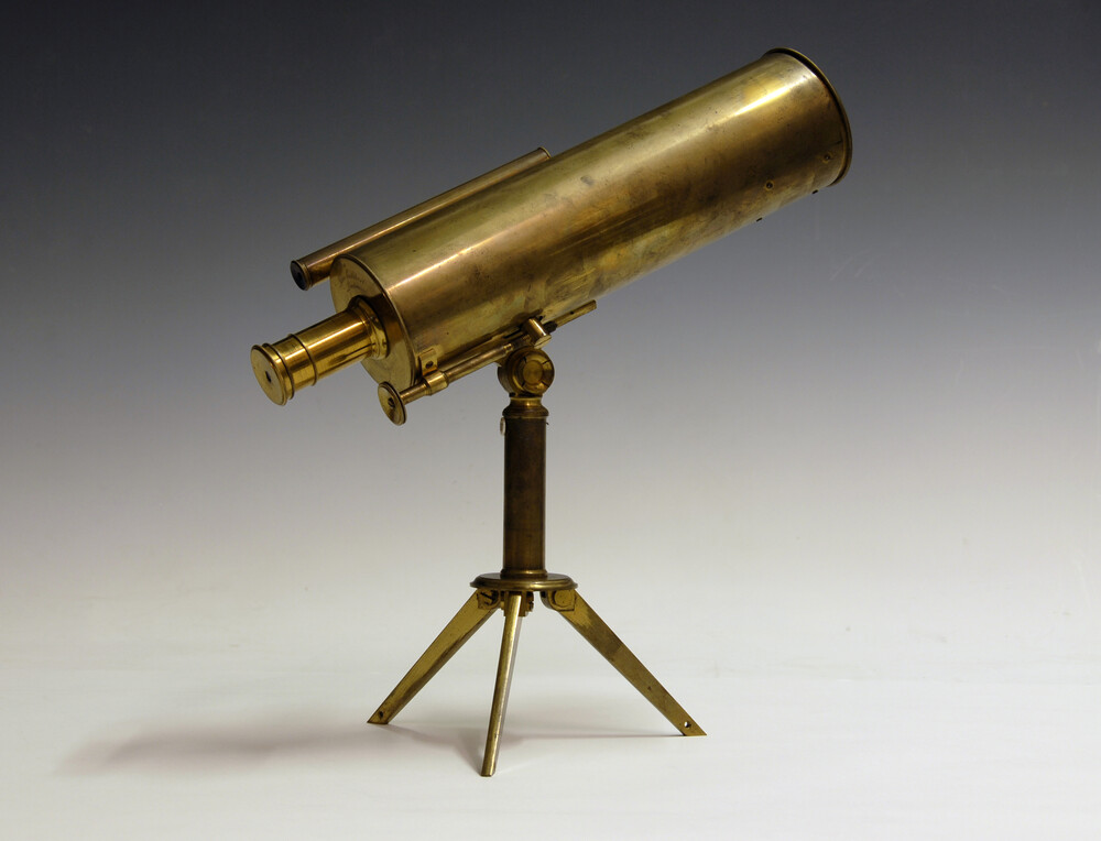 preview image for Gregorian Reflecting Telescope, by John Cuthbert, London, c. 1830