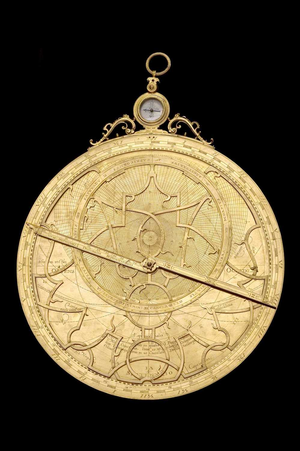 preview image for Astrolabe, by Erasmus Habermel, Prague?, c. 1590