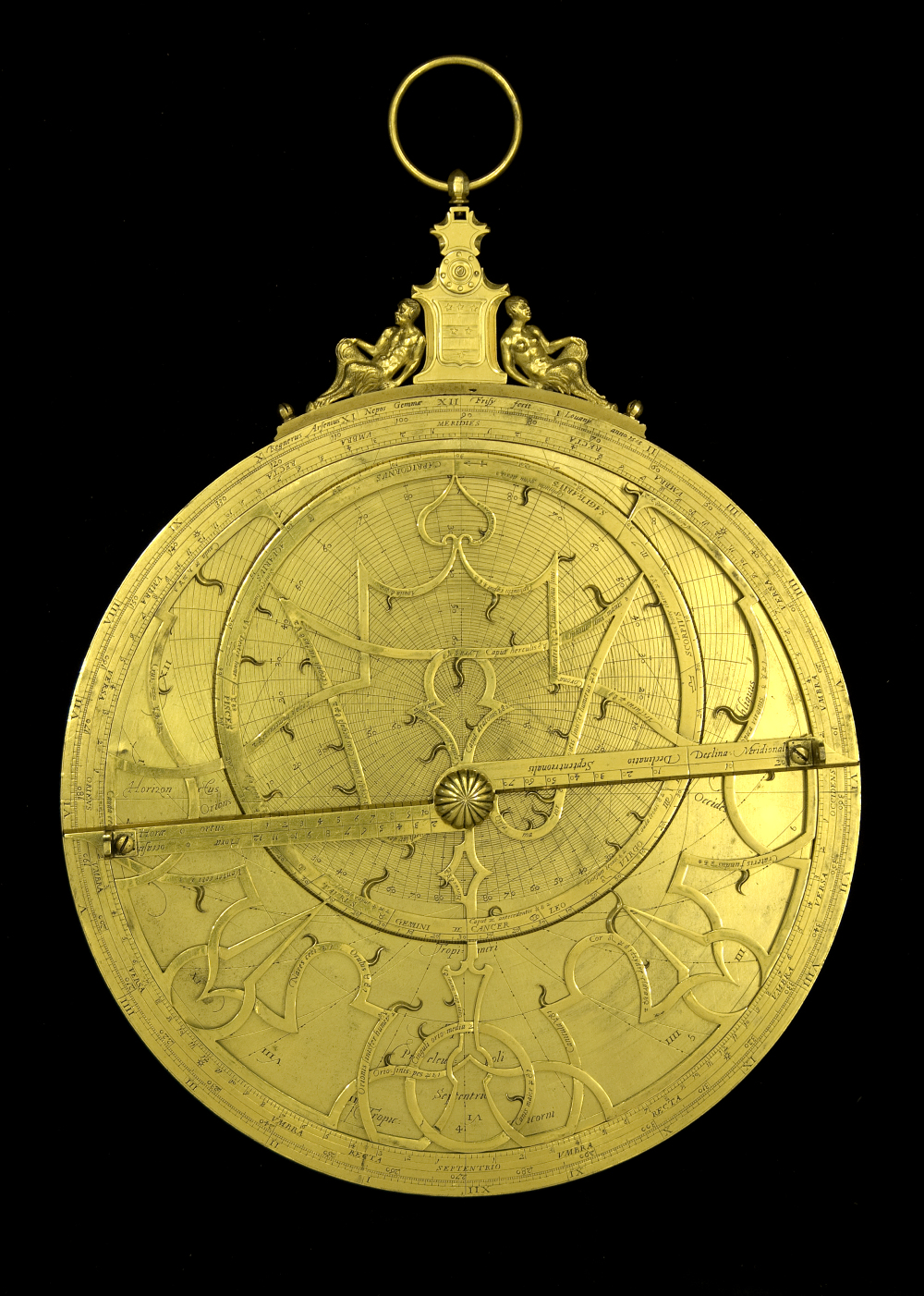 preview image for Astrolabe, by Regnerus Arsenius, Louvain, 1565