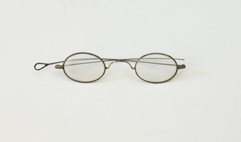 preview image for Metal Spectacles, English?, 19th Century
