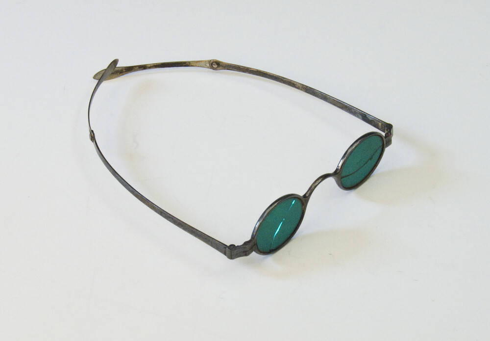 preview image for Dark-glasses in Metal Frame, English?, 19th Century