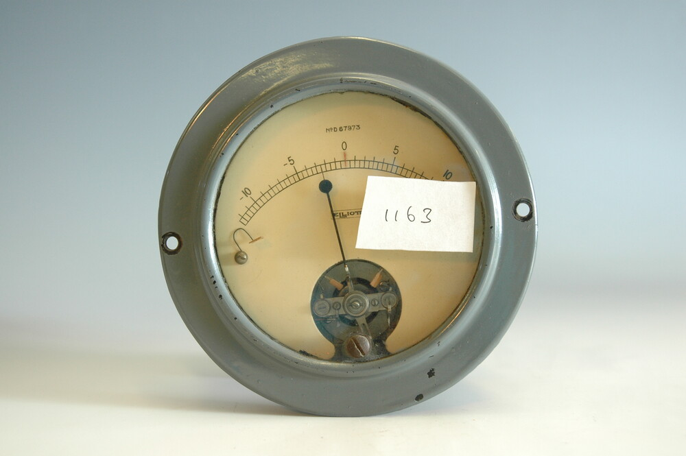 preview image for Moving Coil Meter, by Elliott Brothers, Early 20th Century