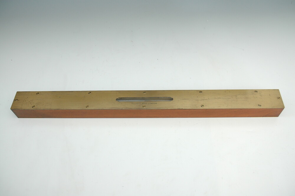 preview image for Spirit Level, by Elliott Brothers, London, 1900