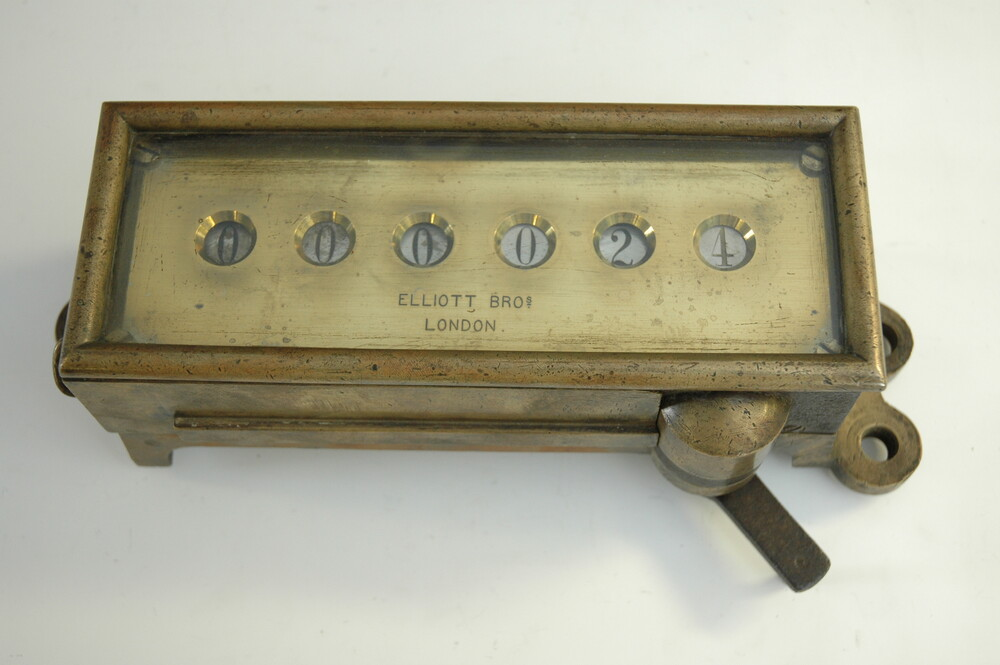 preview image for Revolution Counter, by Elliott Brothers, London, ?Early 20th Century