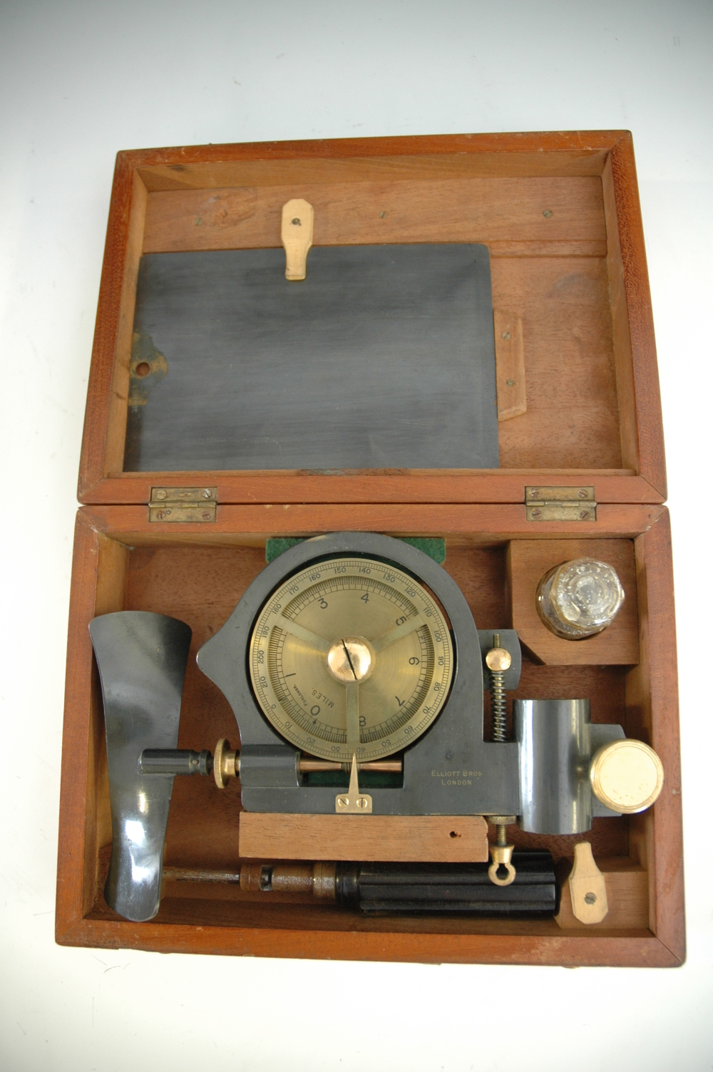 preview image for Water Current Meter and case, by Elliott Brothers, London, 19th Century