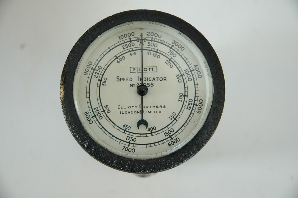 preview image for Rotational Speed Indicatior in case, by Elliott Brothers (London) Ltd., c.1920