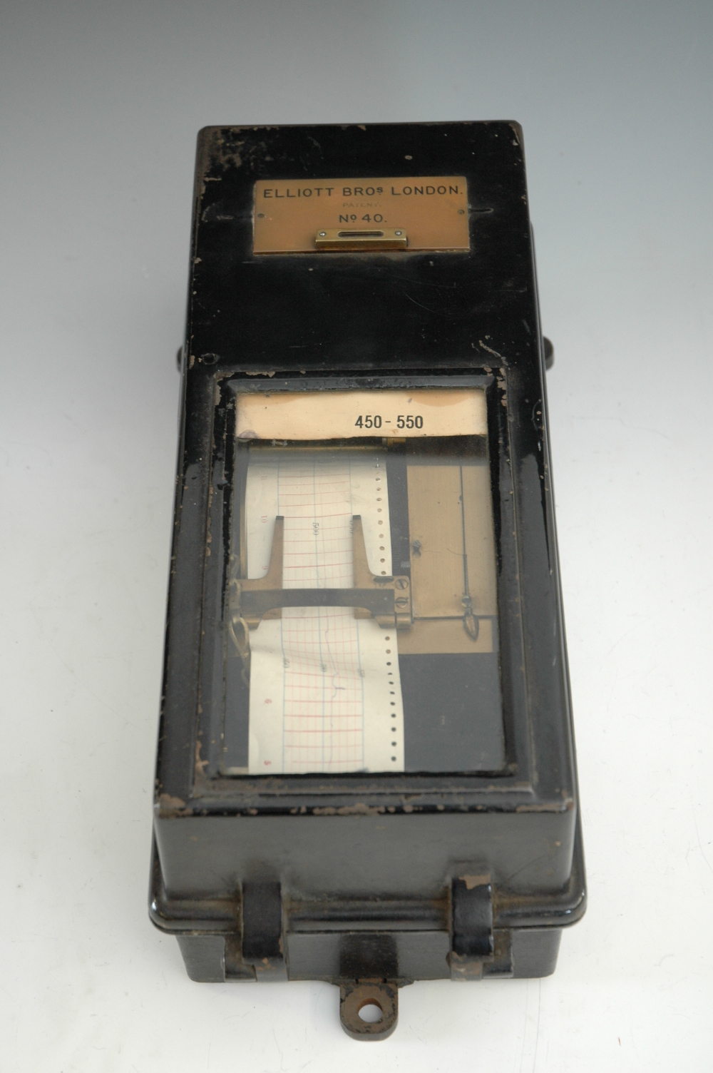 preview image for R Type Chart Recorder, by Elliott Brothers, London, 1900s