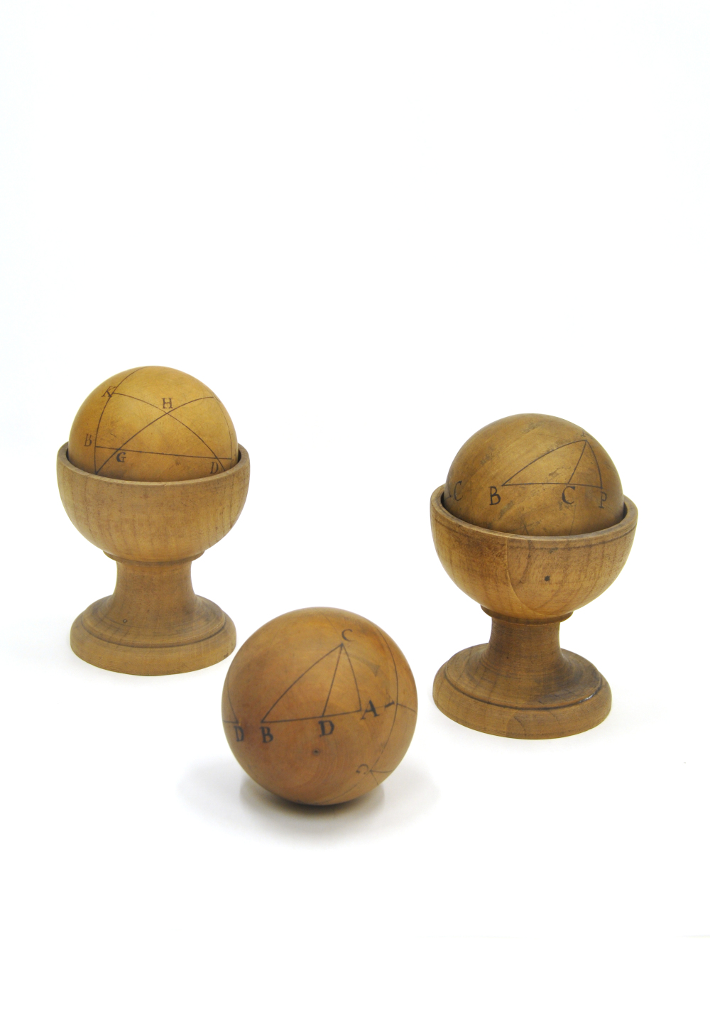 preview image for Trigonometrical Demonstration Spheres, English?, c. 1700