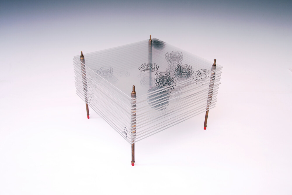 preview image for Model of the Structure of Penicillin, by Dorothy Crowfoot Hodgkin, Oxford, c.1945