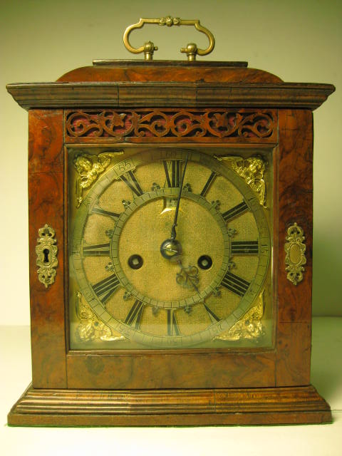 preview image for Bracket Clock, by John Knibb, Oxford, c. 1685