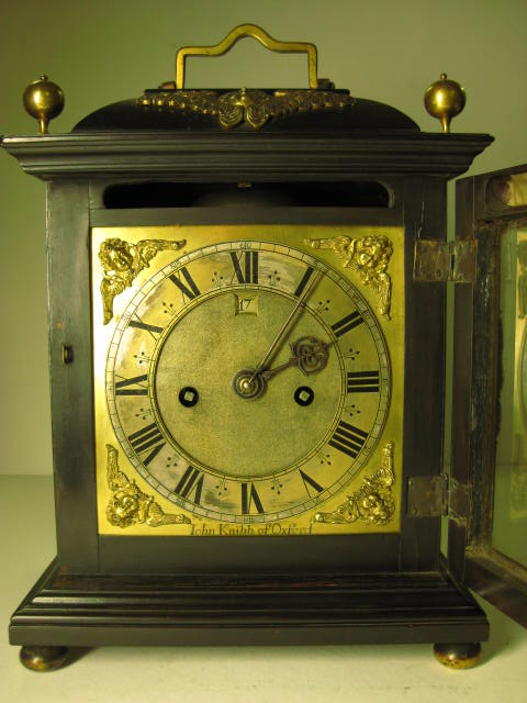 preview image for Bracket Clock, by John Knibb, Oxford, c. 1675-80