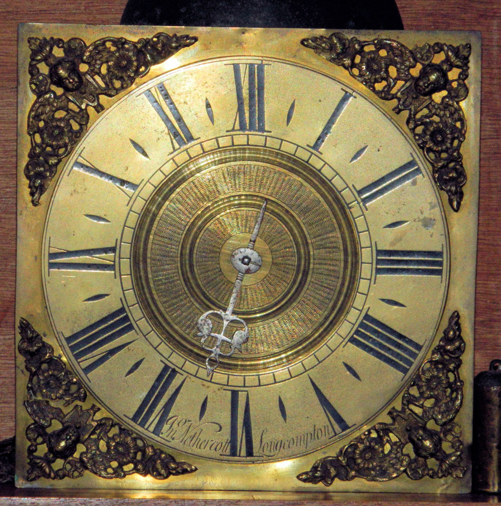 preview image for Clock, by John Nethercott, Long Compton, English, Late 17th Century