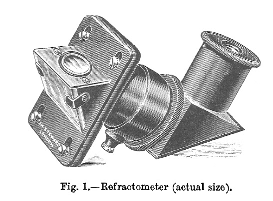 preview image for Herbert Smith-Type Refractometer, by J.H. Steward, London, c. 1910
