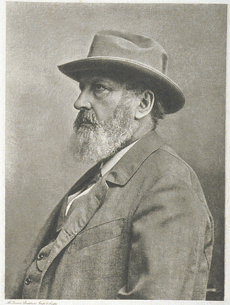 preview image for Print (Photogravure) of Eduard Suess, by McQueen Brothers, Issued as a Supplement to Nature, May 4, 1905