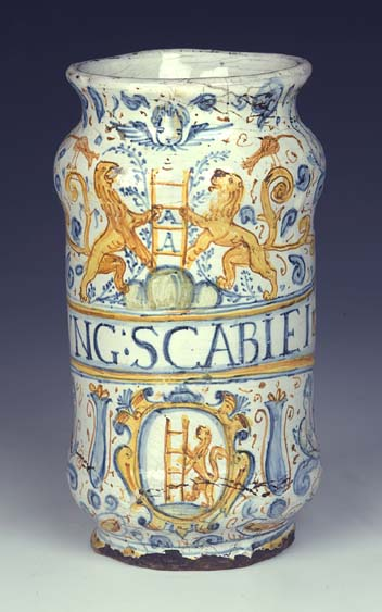 preview image for Drug Jar, Italian, 17th Century