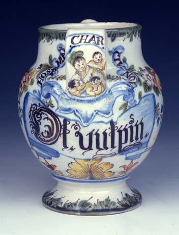preview image for Syrup Drug Jar, Turin?, 18th Century