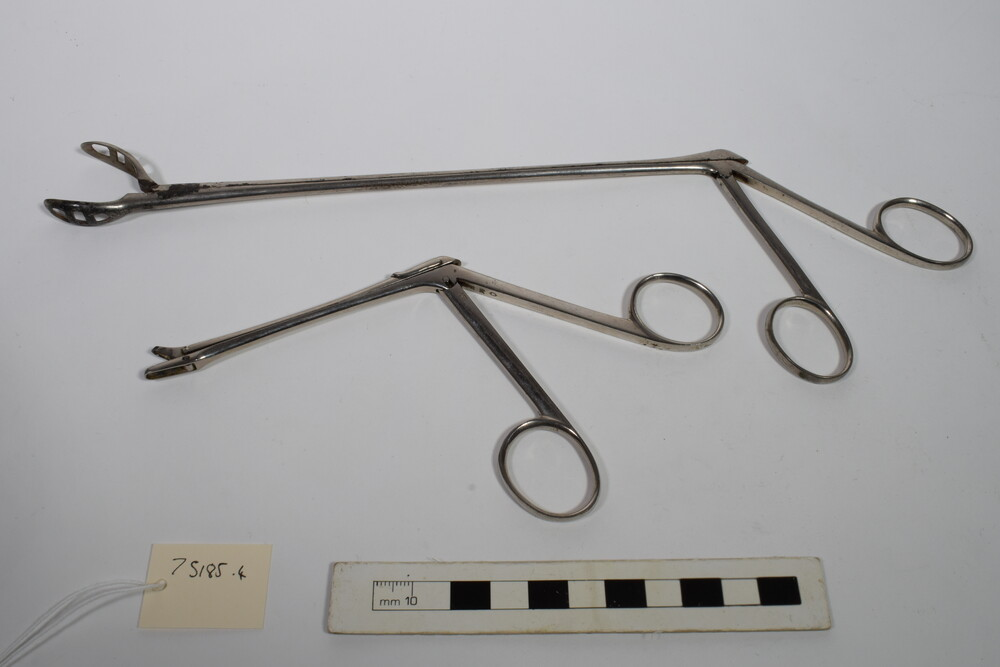 Three tissue separators from Miscellaneous Surgical Instruments and