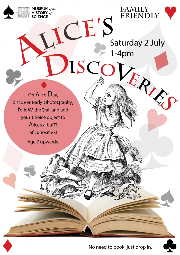 Alice's Day 2016 Poster