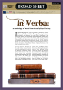 Broad Sheet 10: In Verba
